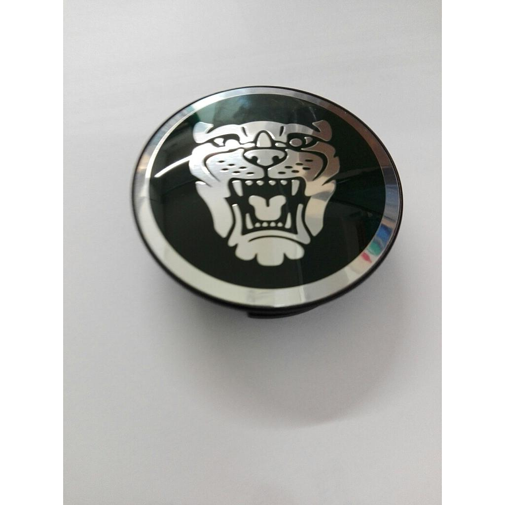 Jaguar Centre Cap Green C2C30080