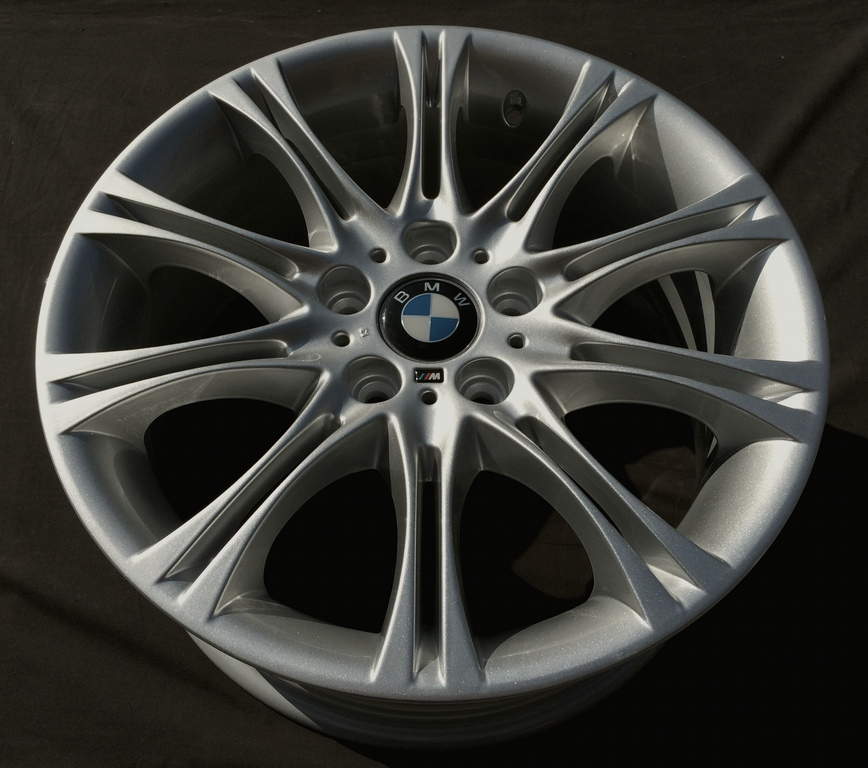 "BMW 3 Series E46 / Z4 E85 18"" Style 135M MV2 Genuine Refurbished Front Alloy Wheel"