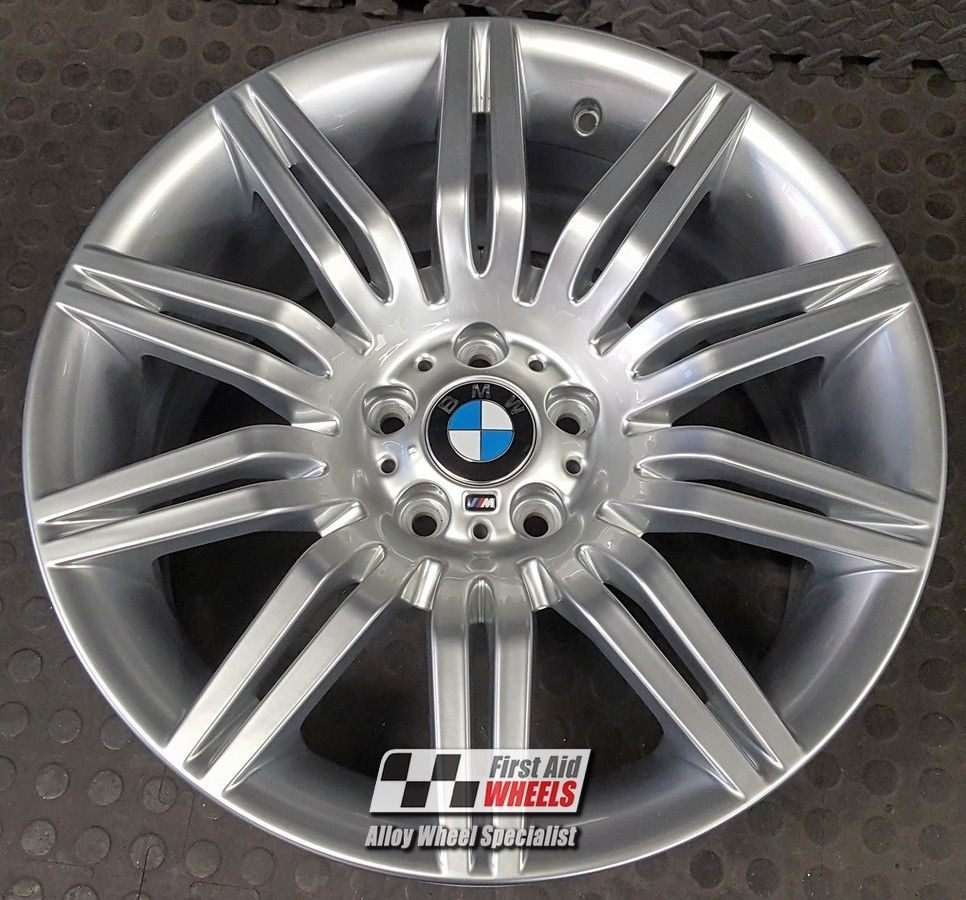 "BMW 5 Series E60 E61 19"" Genuine Spider 172M 8.5J Refurbished Alloy Wheel"