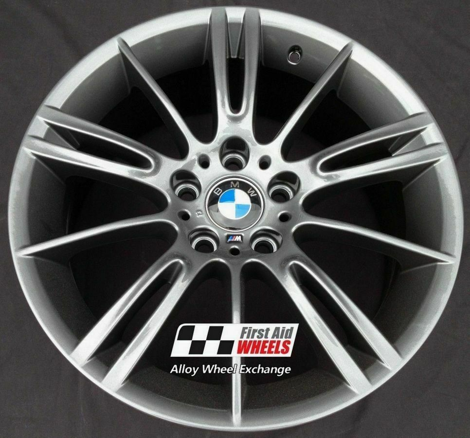 "Exchange -  BMW 3 Series E90 E91 E92 E93 4x18"" Style 193M MV3 Genuine Alloy Wheels"