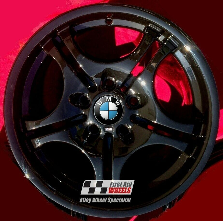 "Exchange - BMW 3 Series E46 4x17"" Style 68M M-Sport Genuine Alloy Wheels"