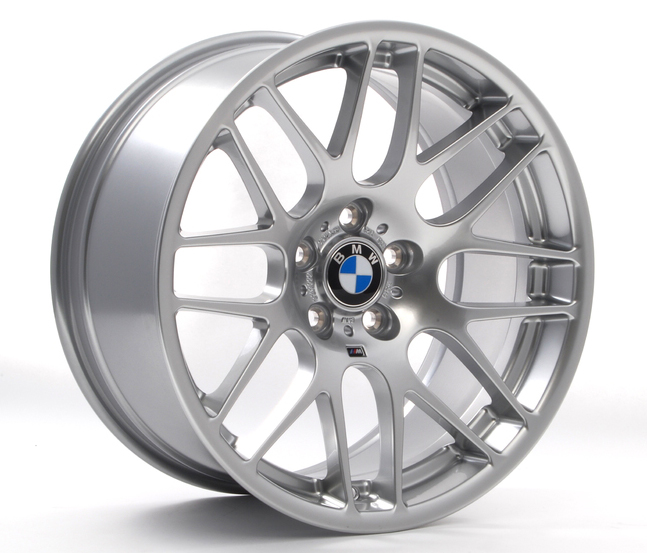 "BMW 3 Series M3 E46 19"" Style 163M CSL Style Genuine Front Alloy Wheel"